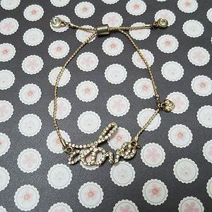 Accessories - Gold chain bracelet